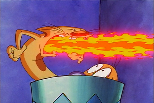 File:Cat Breathing Fire 2.png