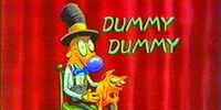 Dummy Dummy