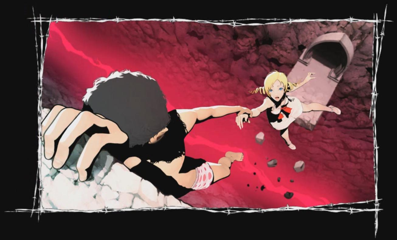 [Major Spoilers] One of the endings in Catherine: Full ...