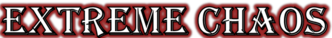 Extreme Chaos Logo