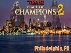 UCCW Night of Champions 2