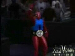 Scarlet Spider as XwD Universal Champion