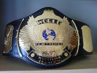 WWF Winged Eagle Title