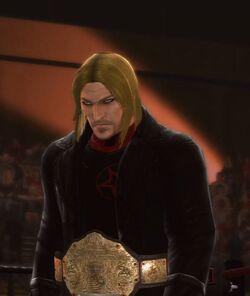 Grand Disciple as HWE world champ