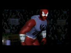 Scarlet Spider on DOR1