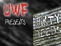 2. Dirty Deeds