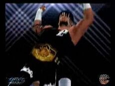 Jimmy Nicmeri as WWC Champion