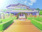 Tomoyo's house