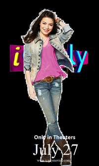 ICarly 2 Carly poster