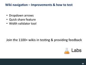 Message Wall & Wiki Nav Slide10