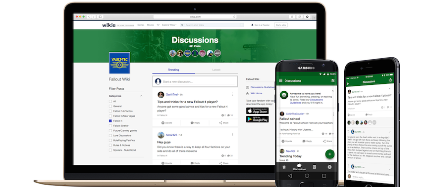 Staff Blog - Introducing Discussions a New Platform For Engaging Your Community