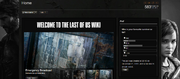 TheLastOfUs Review Homepage
