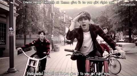 BTS - War of Hormone (호르몬 전쟁) MV English subs + Romanization + Hangul HD
