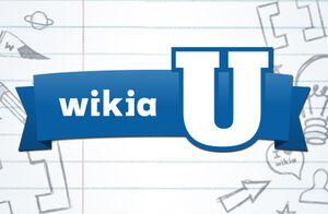 Wikia U blog