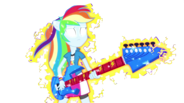 File:Eqg rainbow rocks super rainbow dash vector by abtoons-d7dton7.png
