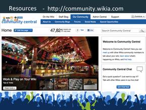 Message Wall & Wiki Nav Slide22