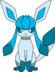 Glaceon sitting