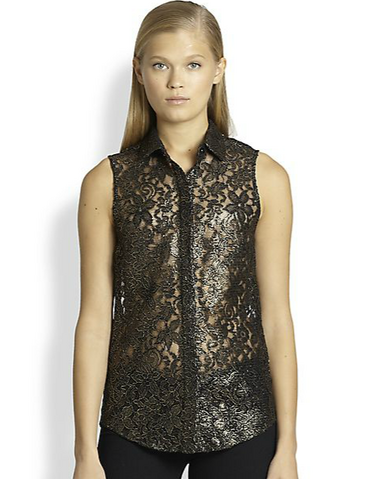 File:Metallic Lace Shirt by Torn (Saks).png