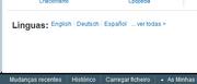 Interwikis label Explorer