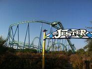 Jester coaster
