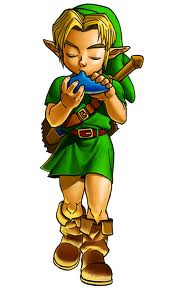 File:Link and ocarina.jpg