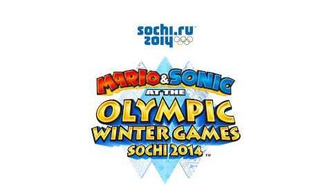 Buoy Base Galaxy (Super Mario Galaxy) - Mario & Sonic at the Sochi 2014 Olympic Winter Games Music E