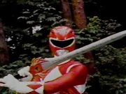 MMPR Jason Power Sword