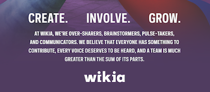 Staff Blog - Why Collaboration on Wikia Is So Important