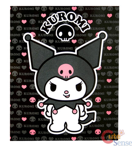 File:Sanrio-Hello-Kitty-Kuromi-Blanket-Skull-Throw-1.jpg