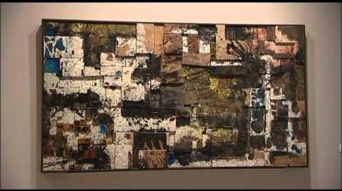 """Exposició MUA - Arcadi Blasco """"Relats de Línies i Fang"""""""