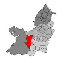 Dagua, Valle, Colombia (ubicación)