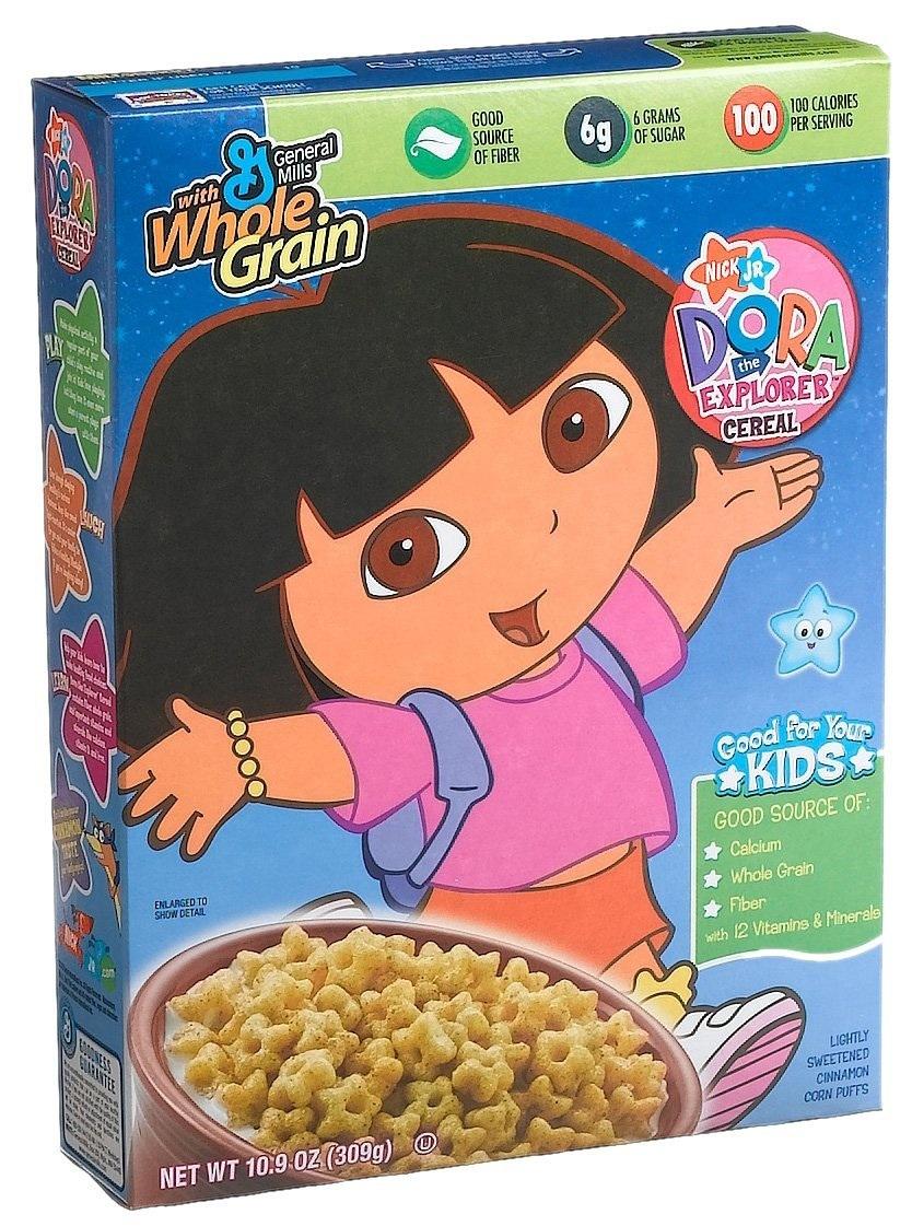 Dora The Explorer | Cereal Wiki | Fandom powered by Wikia
