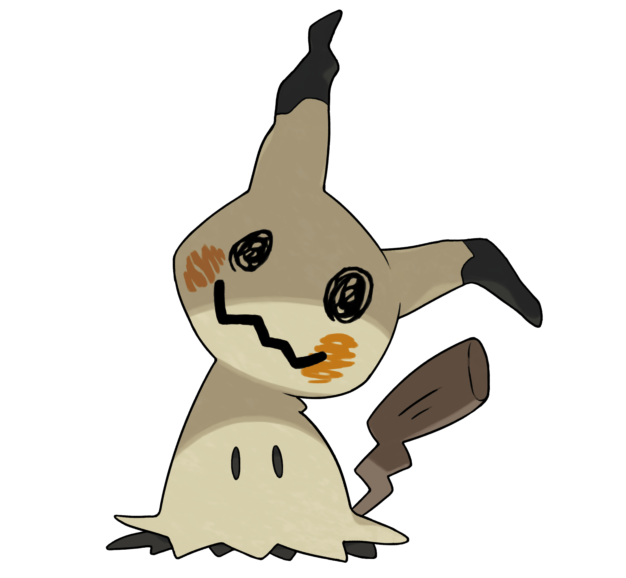 Image result for mimikyu png