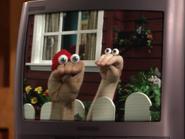 Oobi Kako Noggin Nick Jr Hand Puppet TV Show Character 12