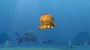 PAW Patrol Seabee Diving Bell Underwater