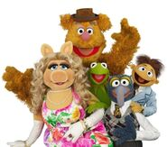 Walter and muppets