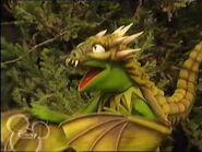 Froggo the dragon