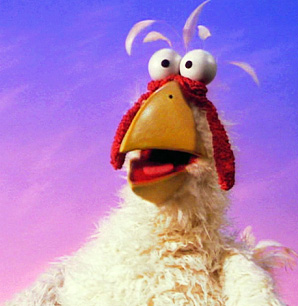 Humongous chicken fictional characters wiki fandom for Bunny williams wikipedia