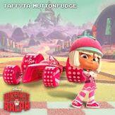 Taffyta and her kart