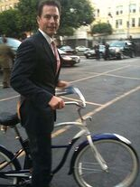 Michael-bicycle