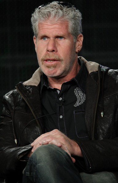 ron perlman new series