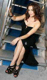 Alyssa milano touch dress 2 big
