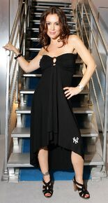 Alyssa milano touch dress 3 big