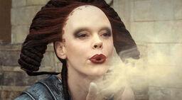 Rose mcgowan interview conan the barbarian movie 2011