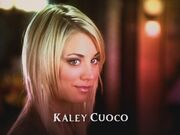 Kaley Cuoco (Season 8)