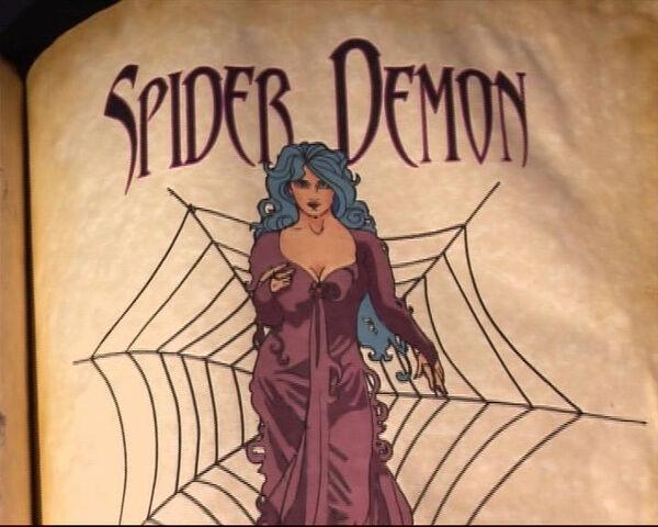 File:SpiderDemonPage1.jpg