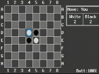Allbest51-425 SD400 GamesReversi