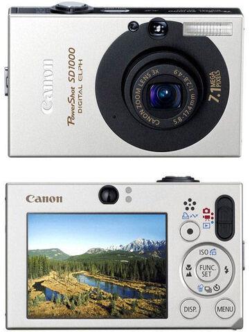 File:Canon PowerShot SD1000.jpg