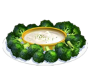 Broccoli and Dip