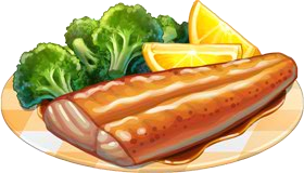 File:Recipe-Honey Glazed Trout.png